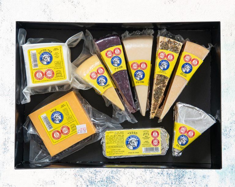 מארז גבינות